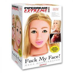 Fuck Me Face! maszturbátor (szőke)