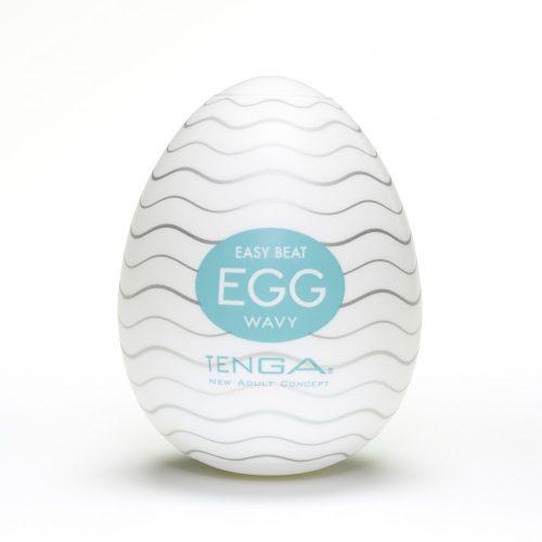 Tenga Egg Wavy maszturbátor
