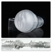 Fleshlight Ice Lady Crystal punci (crystal betéttel)