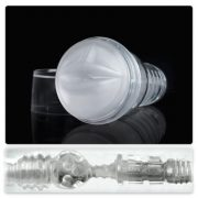 Fleshlight Ice Mouth Crystal száj (crystal betéttel)