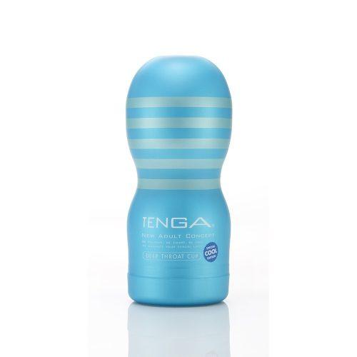 Tenga Cool Edition Deep Throat Cup maszturbátor