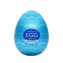Tenga Egg Wavy Cool Edition maszturbátor